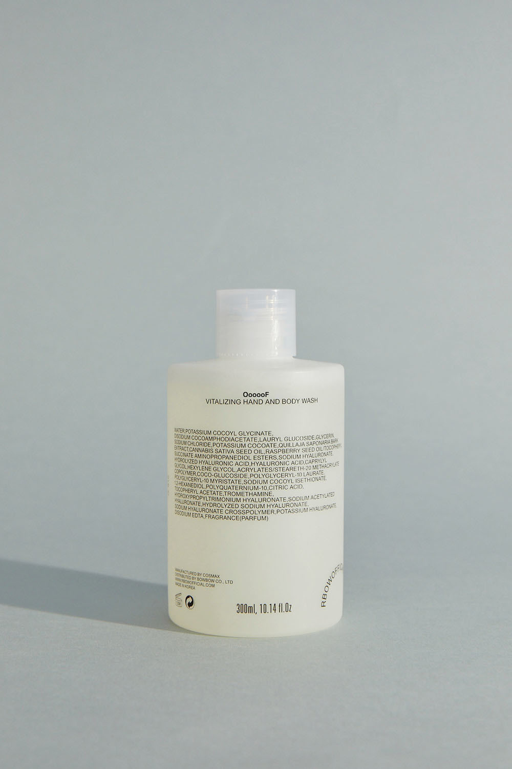 NUMBER THE STARS Vitalizing Hand and Body Wash (+pump)